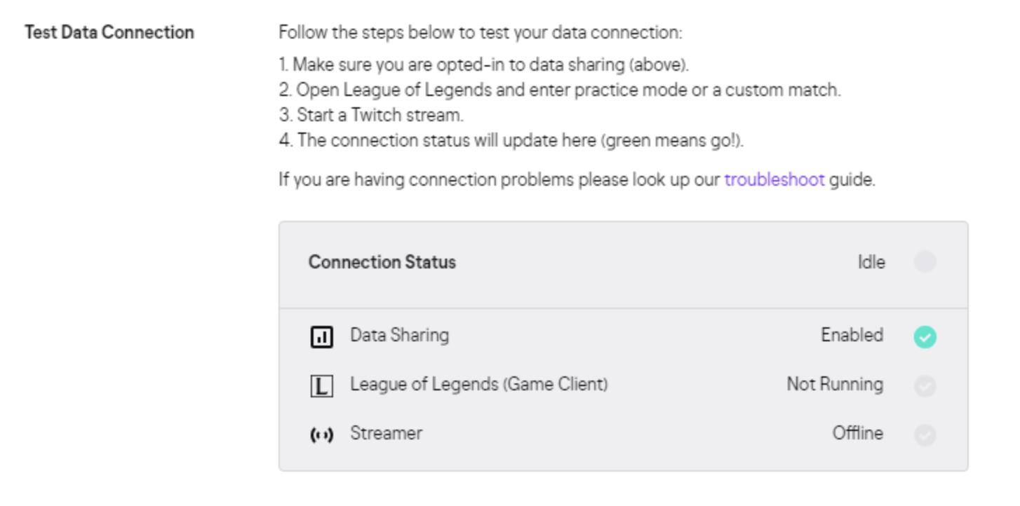 Solucion De Problemas Del League Of Legends Live Tracker