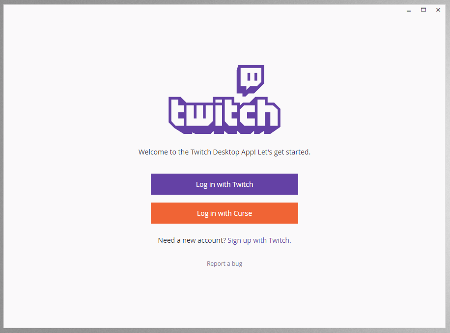 Installing and Uninstalling the Twitch App