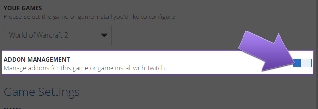 how to delete games from twitch app