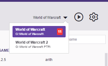 TÉLÉCHARGER ADDON WOW TWITCH